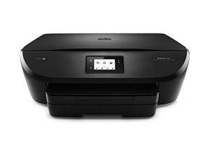 HP Envy 5545 Multifunktionsdrucker (Fotodrucker, Drucker, Scanner, Kopierer, WLAN, USB, 4.800 x 1.200 dpi) schwarz