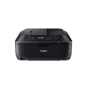 Canon Pixma MX535 Farbtintenstrahl-Multifunktionsgerät (Druckauflösung: 4800 x 1200 dpi, Drucker, Scanner, Kopierer, Fax, WLAN, USB) schwarz