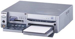 Sony DPP-SV88 digitaler Fotodrucker