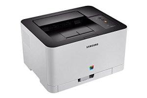 Samsung Xpress SL-C430 Farblaserdrucker (Drucken, 2.400 x 600 dpi, 64 MB Speicher, 400 MHz Prozessor) grau/schwarz
