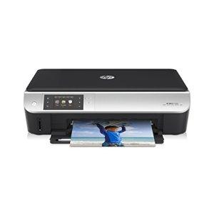 HP Envy 5530 All-in-One Multifunktionsdrucker (Scanner, Kopierer, Drucker, WiFi, 4800x1200 dpi, USB 2.0) schwarz/silber