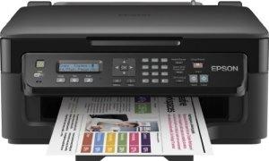 Epson WorkForce WF-2510WF Multifunktionsgerät (Scanner, Kopierer, Drucker, Fax, WiFi)