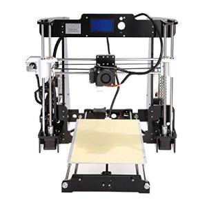Hikenn 3D Drucker 3D Printer Extruder 2016 neueste Modelle A8 (i3 plus) 220x270x230mm