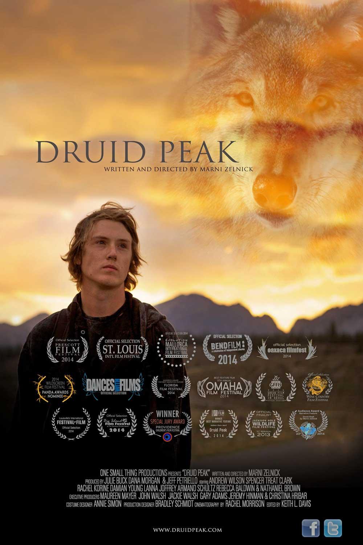 Druid Peak Poster