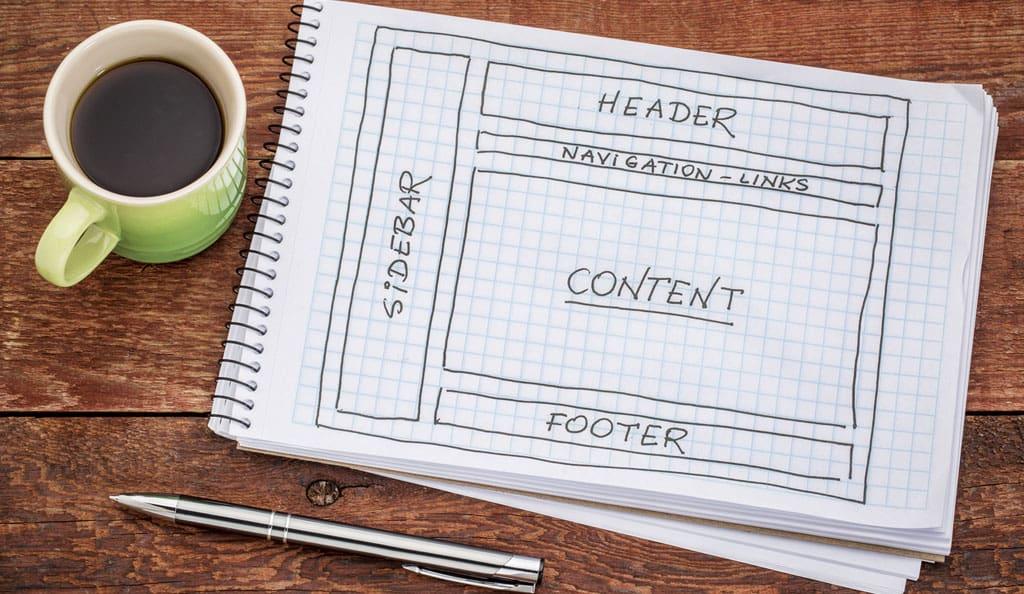 Web Design is Word Design How Good Web Design Makes Your Content