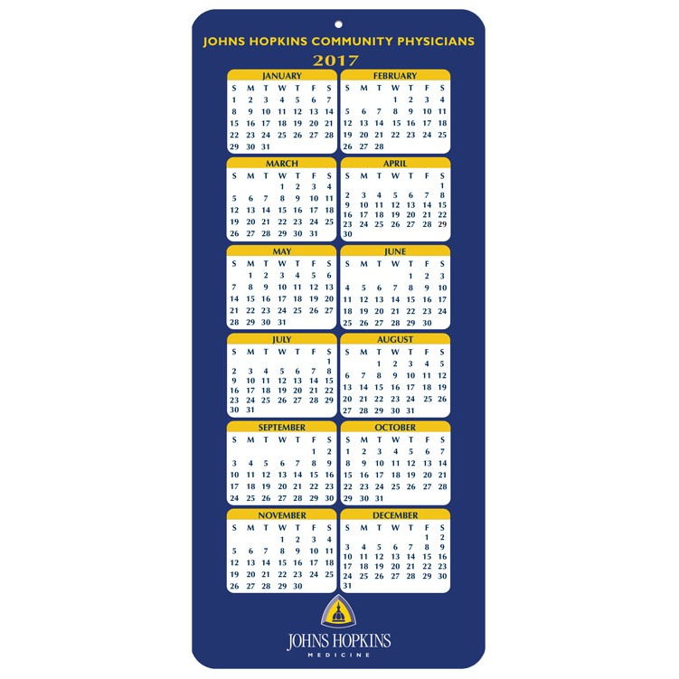 Calendars Drum-line Branded - 12 calendar
