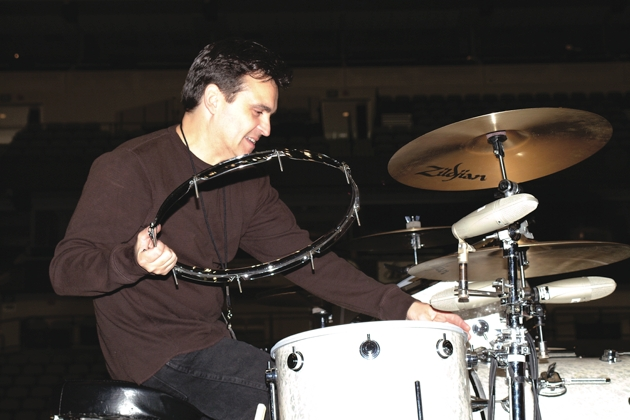 how to become a drum tech