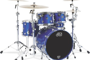 DW Performance Series Drum Kit Reviewed!