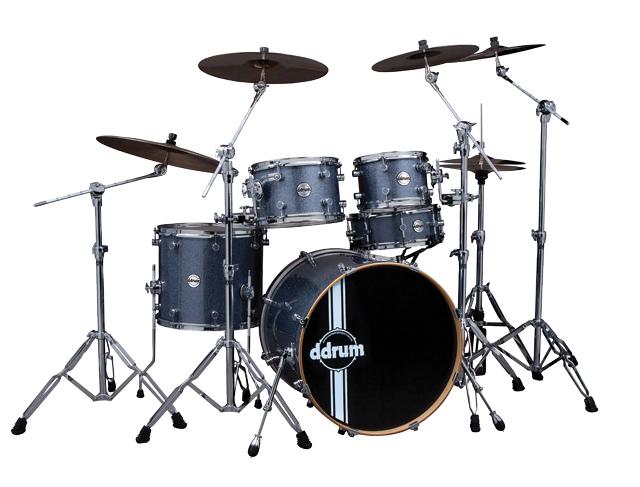 Ddrum Reflex Drums Reviewed!