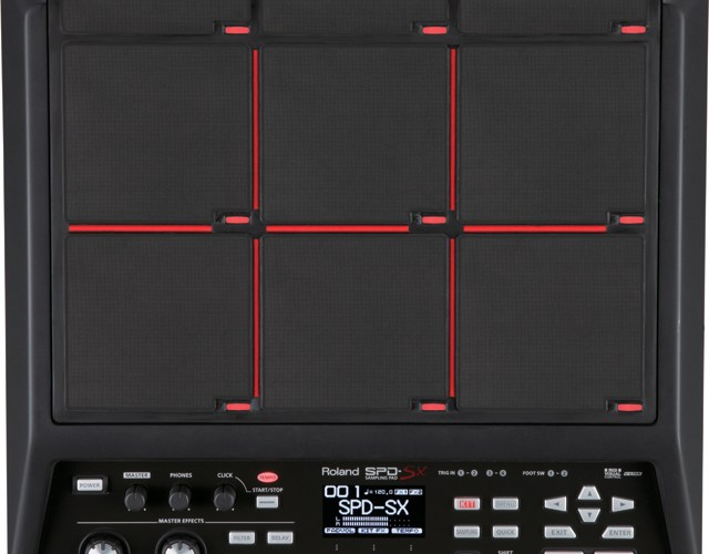 Roland SPD-SX Sampling Pad Reviewed 1