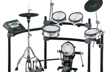 Roland TD-12S V Drum Kit Reviewed! 1