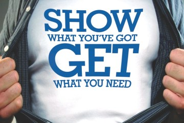 Show What You've Got T Shirt