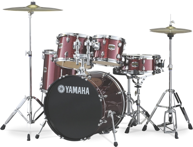 Yamaha Gigmaker Drum Kit Reviewed 1