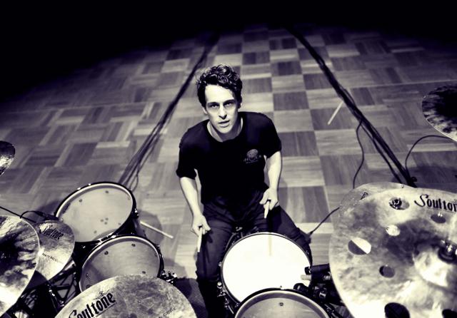New Blood Matt McGuire Drum