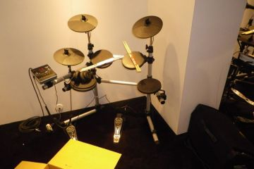 Exclusive NAMM preview Behringer Electronic Drums 2