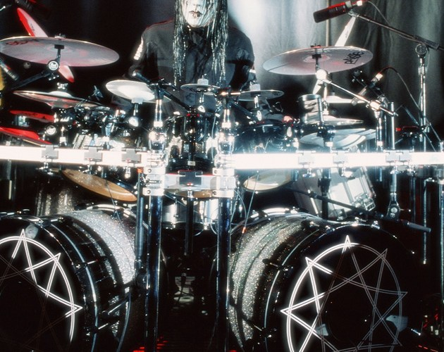 Joey Jordison Slipknot's Speed Demon