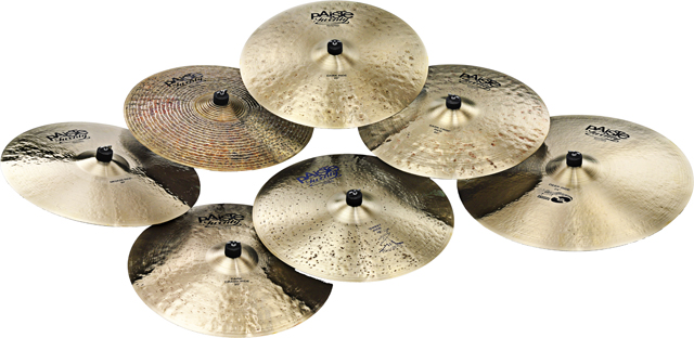 Paiste Twenty Masters Collection Reviewed!