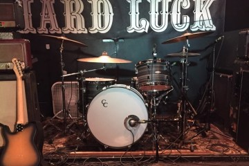 sparrows band busby drum kit