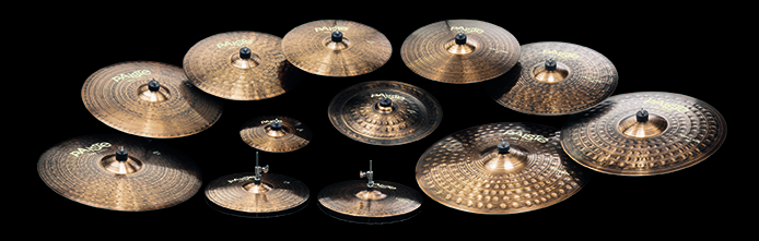Paiste_900_Series_Group