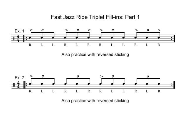 fast-jazzride-triplet-fillins-pt1-notation