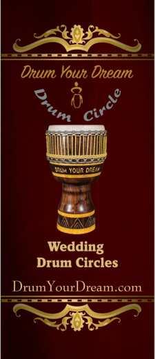 DYD Drum Wedding Drum Circle