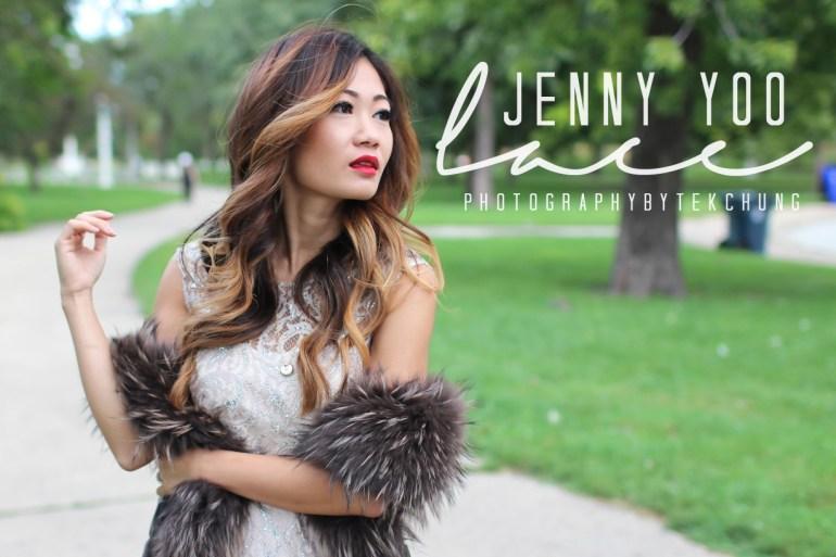 JENNY YOO LACE