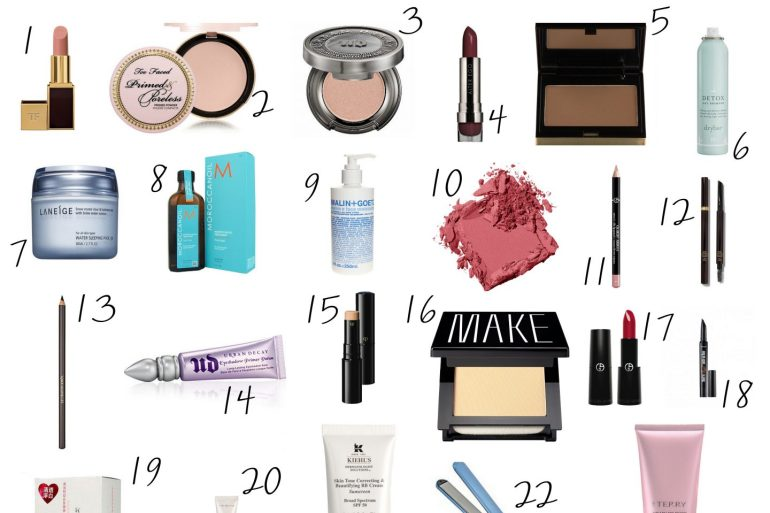 MY 2014 BEAUTY FAVORITES