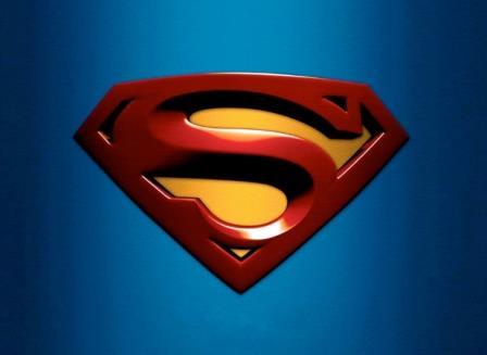 3d Superwoman Wallpaper Superlogos Los Superh 233 Roes Y Sus Logotipos History Channel