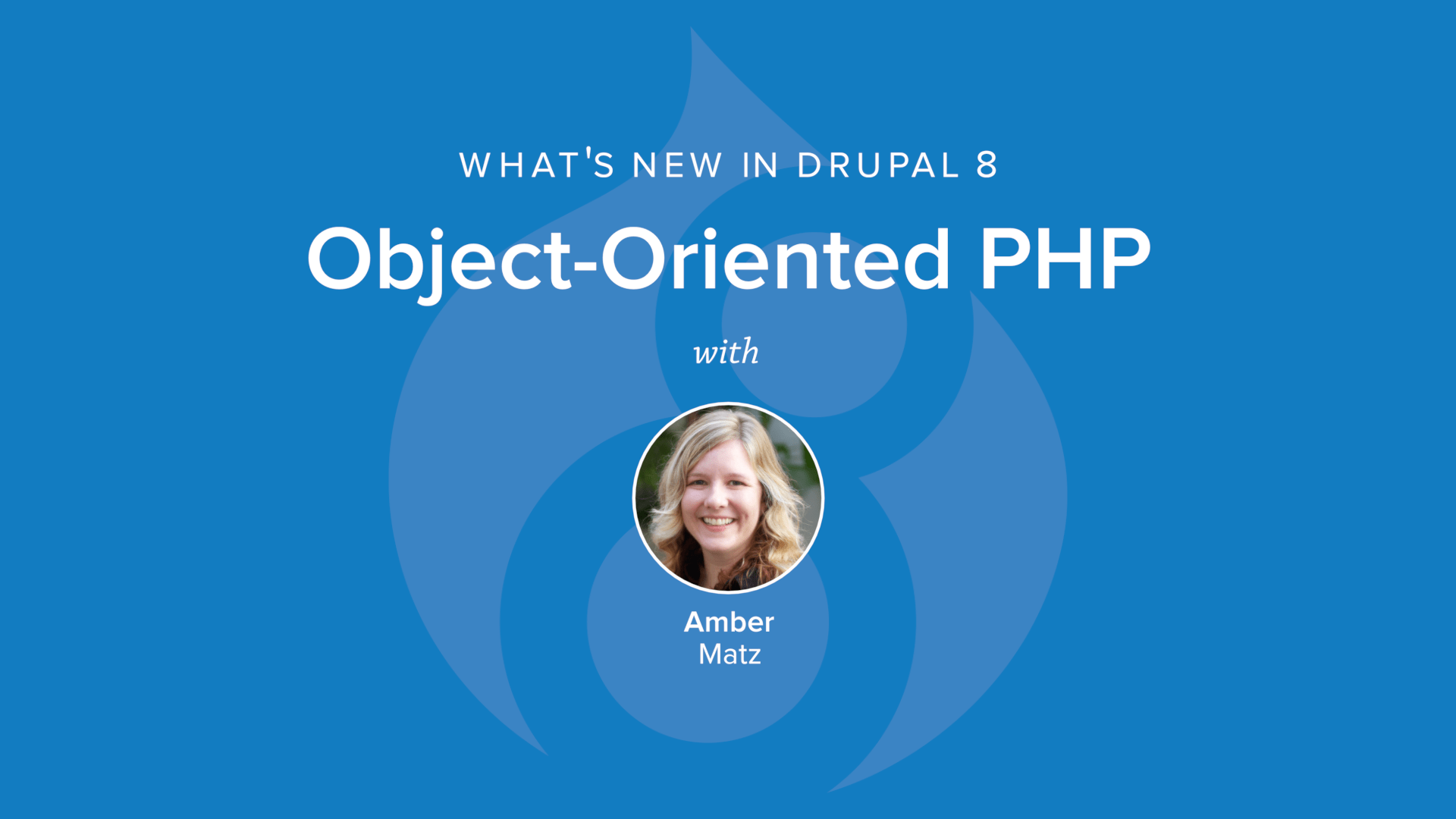 Php Wallpaper Hd What S New In Drupal 8 Object Oriented Php Drupalize Me