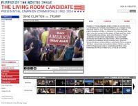 Living Room Candidate Website