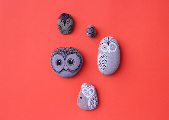 How to make cute owl wall decorations Sugru