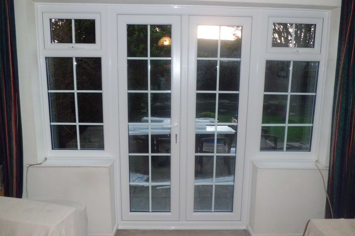 French Patio Doors French Patio Doors Replacement Doors And Windows Bexhill