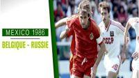 Belgique-URSS 1986: Les Diables terrassent l'ogre russe
