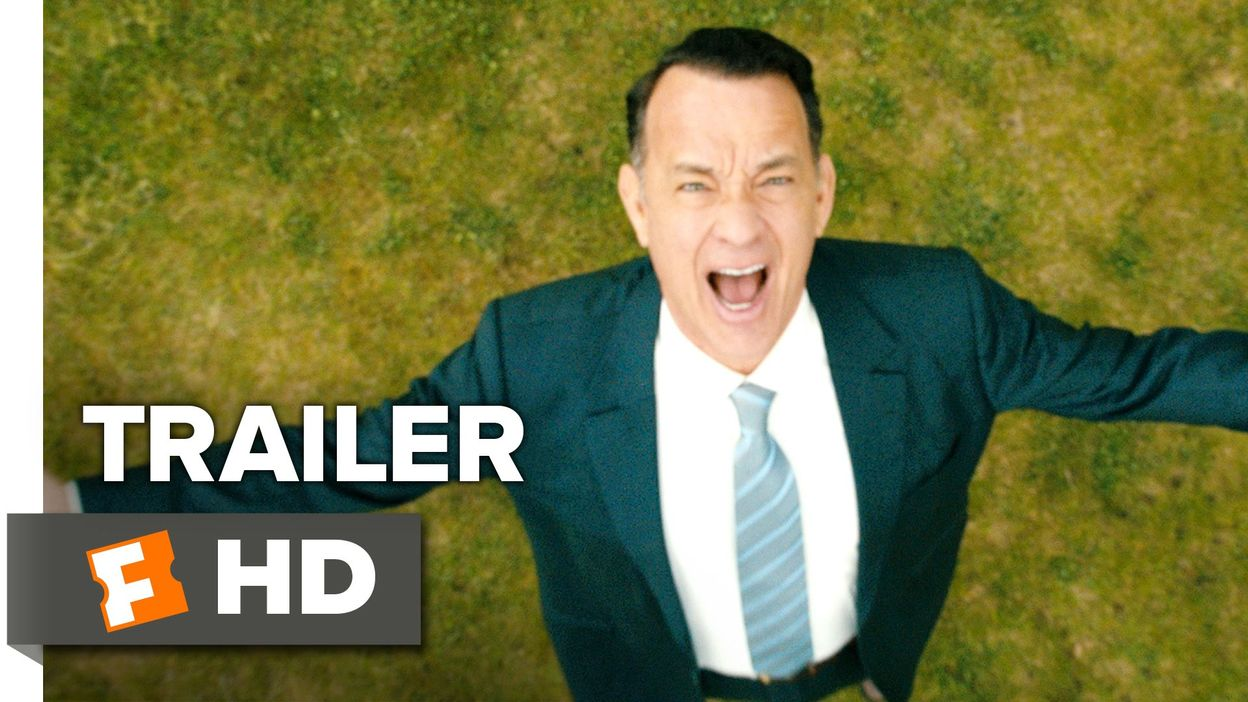 Tom Trailer A Hologram For The King Official Trailer 1 2016 Tom Hanks
