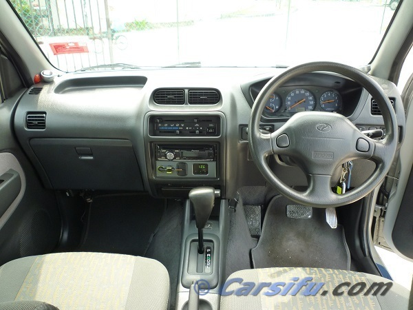 Perodua Kembara 13 DVVT (A) For Sale in Klang Valley by Element