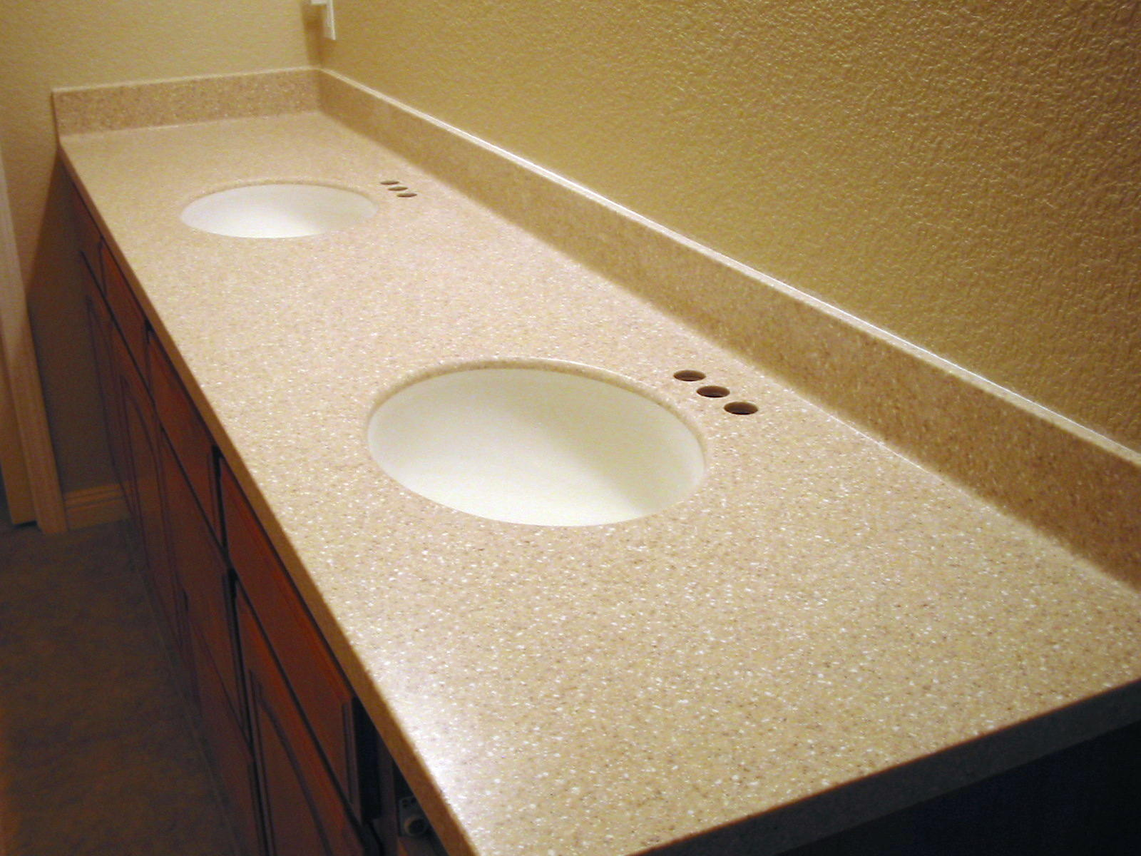 Solid Plastic Countertops D And S Custom Countertops Photo Gallery Acrylic Solid Surface