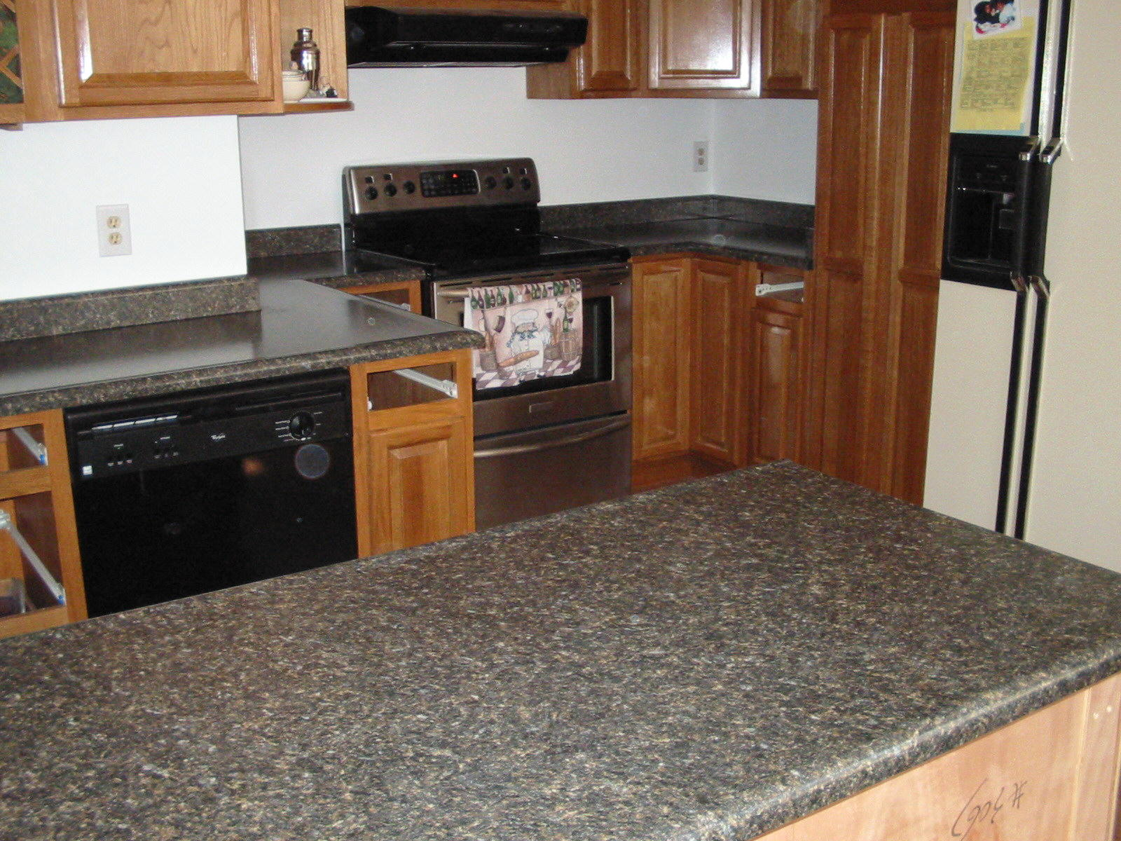 photo gallerylaminate countertops for kitchens Photo Gallery Laminate