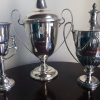 Engraved Trophy Cup