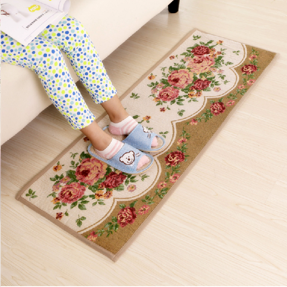 Anti Slip Mat Slaapkamer Doormat Non Slip Kitchen Floor Rug Indoor Door Mat Bedroom Carpet