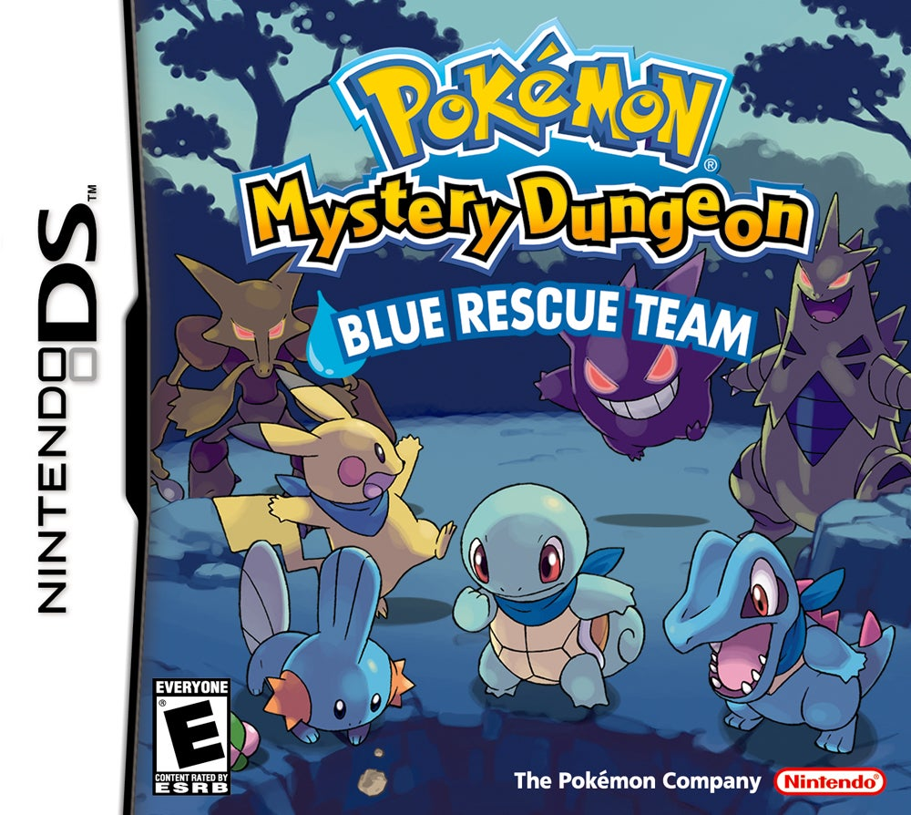 Pokemon Ds Pokemon Mystery Dungeon Blue Rescue Team Ign