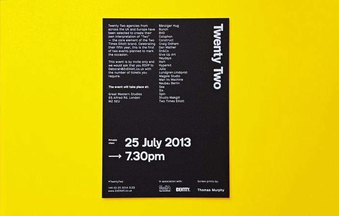 Best Years Times Elliott Layout Poster images on Designspiration - in five years time