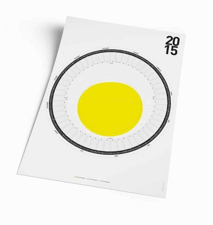 Best Circular Calendar Infographic Egg Design images on Designspiration - circular calendar