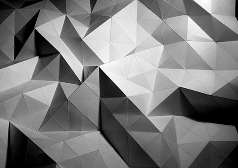 Black Pattern Wallpaper Best Ffffound Disloc Poly 9 Surface Images On Designspiration