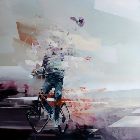 Best Painting Robert Proch Picdit Abstract images on Designspiration