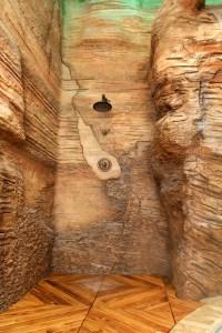 Amazing bathroom shower design in Interior Design