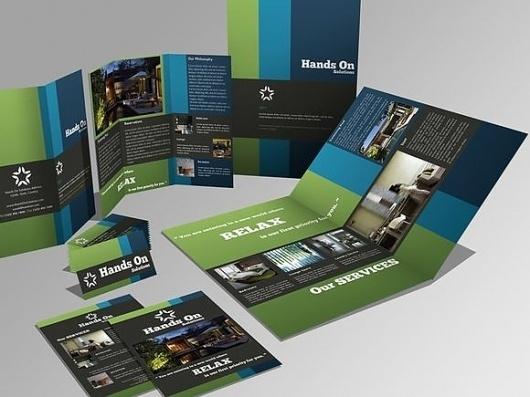 Best Brochure 35 Beautiful Designs Dzineblog images on Designspiration