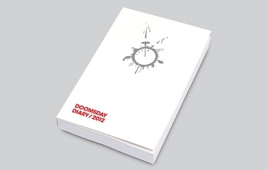 Best Hatched Diary Book Design Doomsday images on Designspiration