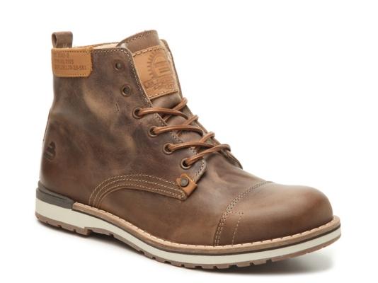 Men39s Boots Fashion Winter Hiking Chukka Boots Dsw
