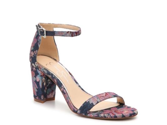 Jessica Simpson Monrae Sandal Women39s Shoes Dsw