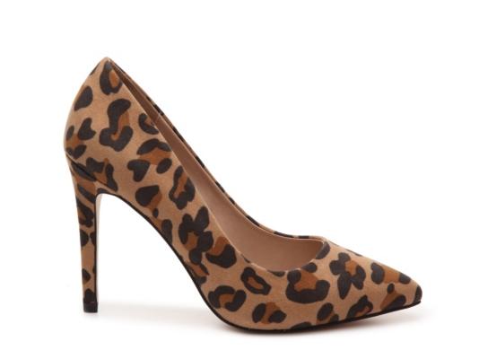 Mix No 6 Lill Leopard Pump Women39s Shoes Dsw